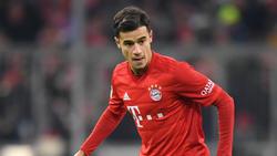 Philippe Coutinho will sich beim FC Bayern weiter steigern