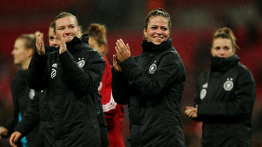 Die DFB-Damen werden nach Münster reisen