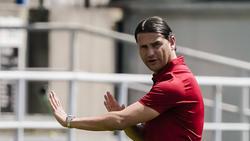 Gerardo Seoane reist mit Bayer Leverkusen nach Leipzig