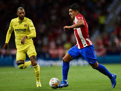 Luis Suárez volvió a anotar con la camiseta colchonera.