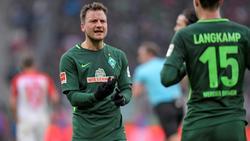 Philipp Bargfrede fehlt den Bremern gegen Düsseldorf