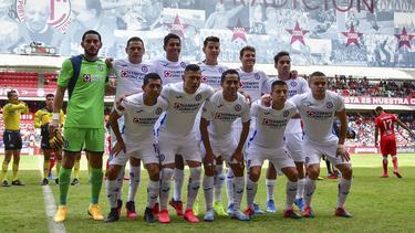 Toluca llegó a cinco puntos y el Cruz Azul a cuatro unidades