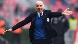 Eugenio Corini ist zum zweiten Mal entlassen worden