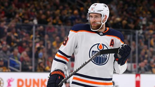 Leon Draisaitl ist aktuell Topscorer der NHL