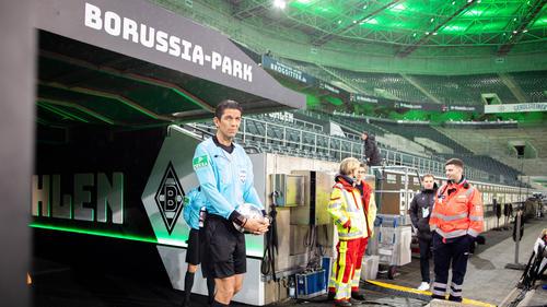 "Deniz Aytekin nahm an der ""Bundesliga Home Challenge"" teil"
