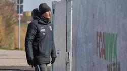 Heiko Herrlich verpasste das Duell des FC Augsburg