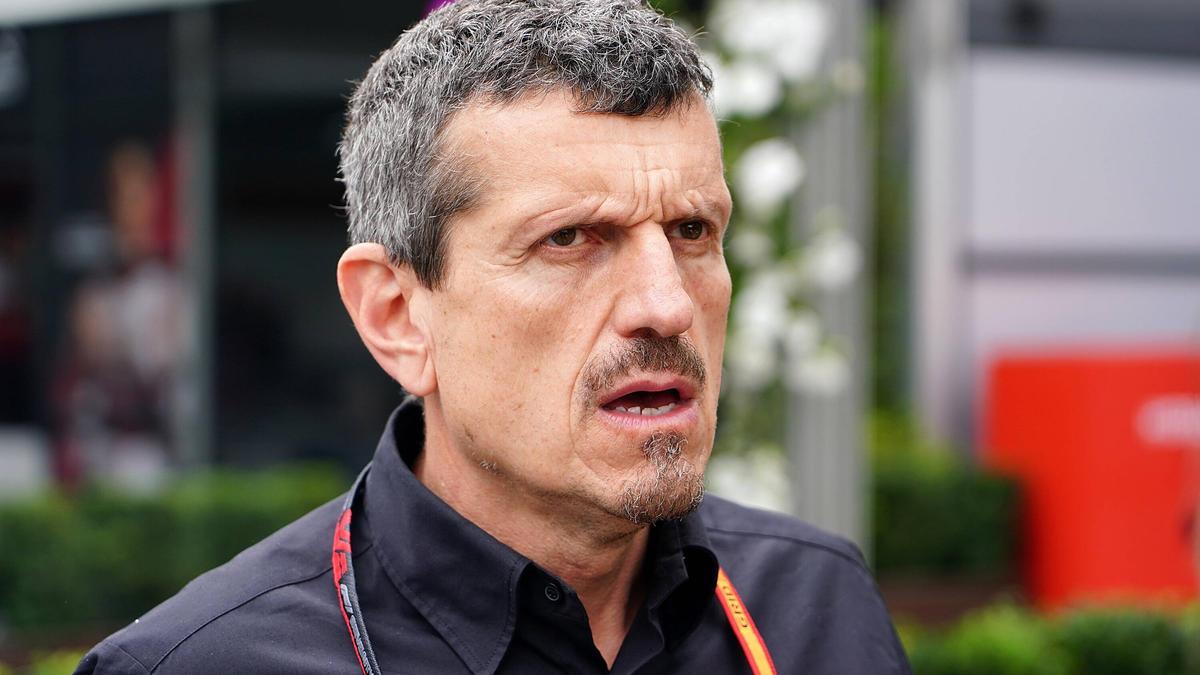 Günther Steiner sagt: Haas würde auch ohne Rennen in diesem Jahr überleben