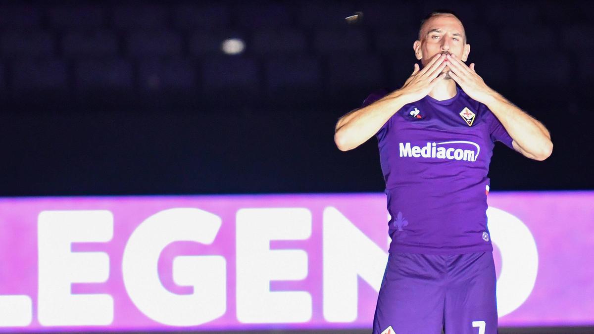 Ribéry vor Comeback für Florenz