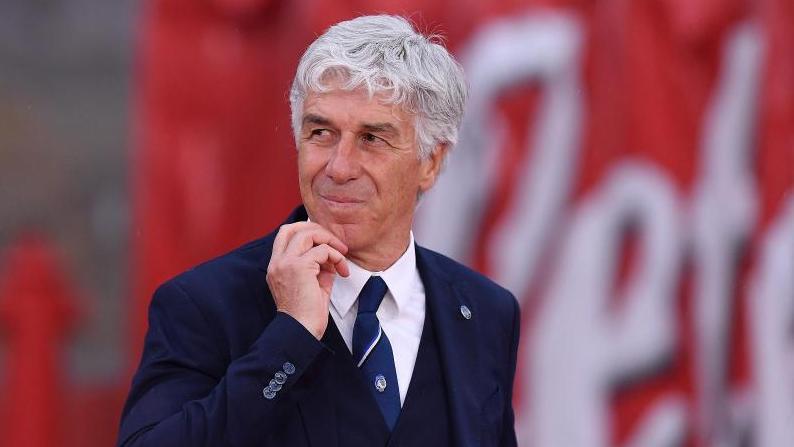 Gian Piero Gasperini, Trainer des italienischen Erstligisten Atalanta Bergamo