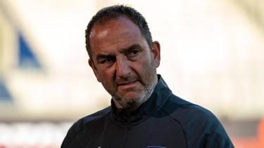 Frank Schmidt hat mit dem 1. FC Heidenheim den Aufstieg knapp verpasst