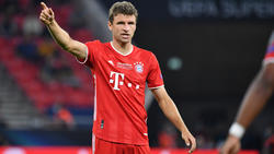 Anführer beim FC Bayern: Thomas Müller