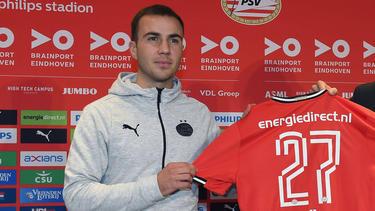 Wie schlägt sich Ex-BVB-Star Mario Götze bei PSV?