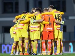 Die Austria kassierte in Hartberg die dritte Niederlage in dieser Bundesligasaison