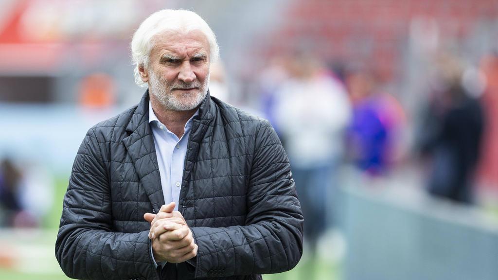Rudi Völler sieht in Jürgen Klopp den neuen Bundestrainer