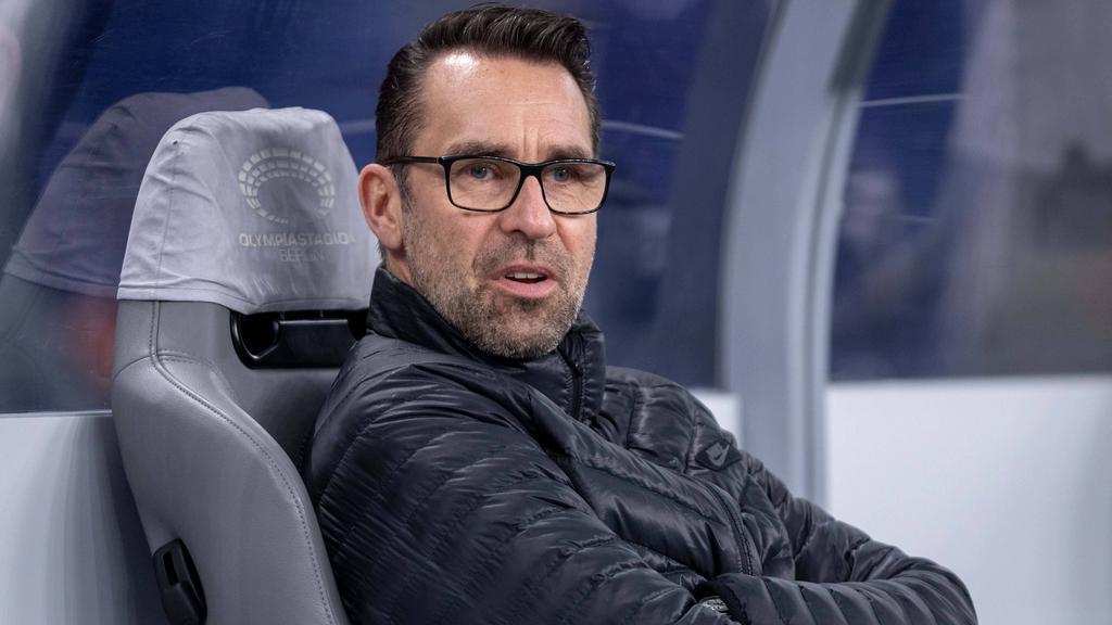 Michael Preetz ist seit 2009 Manager bei Hertha BSC