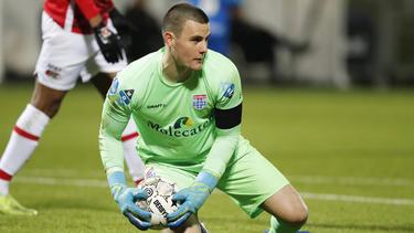 Michael Zetterer überzeugte zuletzt bei Zwolle