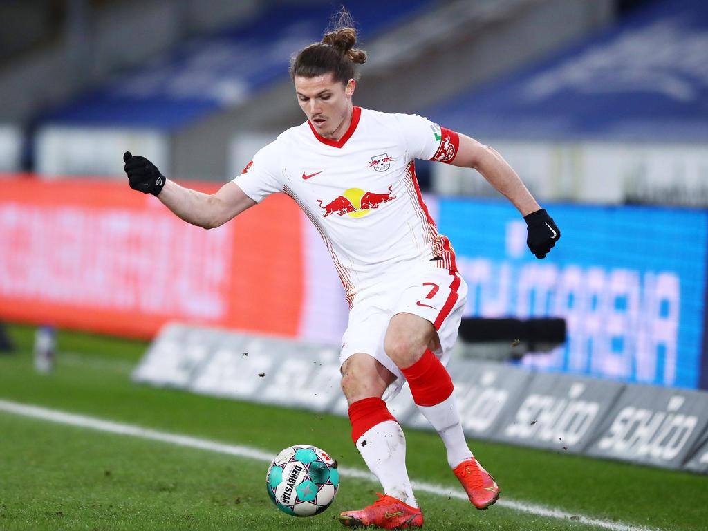 Wie lange bleibt Marcel Sabitzer RB Leipzig noch erhalten?