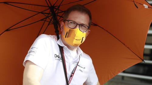 Andreas Seidl spricht über die Technik-Debatte in der Formel 1