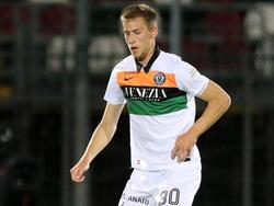 Michael Svoboda könnte in der kommenden Saison gegen Topteams wie Inter oder Juventus antreten
