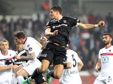 16. Saisontor: Mario Gomez beschert Beşiktaş den Sieg