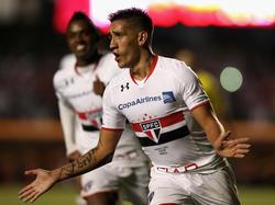 Pese al mal resultado en México, los brasileños siguen su camino en la Libertadores. (Foto: Getty)