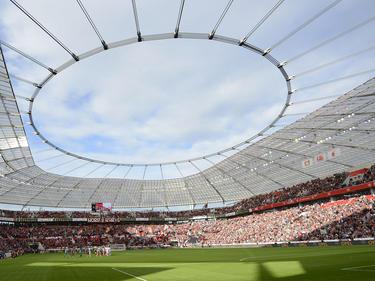 Künftig sollen mehr Leverkusener Jugendtalente in der BayArena auflaufen
