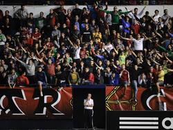 Volle Unterstützung im Abstiegskampf: Fans von CA Osasuna glauben an den Klassenerhalt
