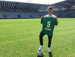 Michael Lercher hat bei Wacker Innsbruck bis 2018 unterschrieben - Credit: FCW