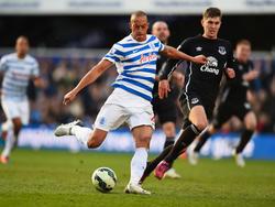 Bobby Zamora (l.) wechselt zu Brighton & Hove Albion