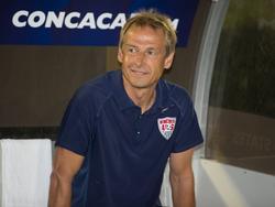 Jürgen Klinsmann bestreitet mit seinen US-Boys das Eröffnungsspiel