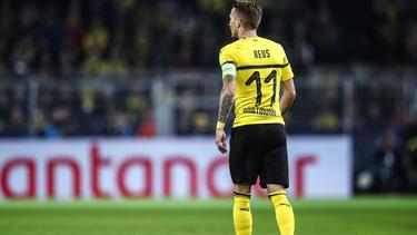 Marco Reus könnte beim BVB ausfallen