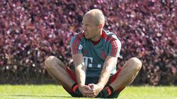 Arjen Robben wird das Spiel des FC Bayern gegen 1899 Hoffenheim verpassen