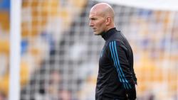 Zidane vuelve tras nueve meses de descanso. (Foto: Getty)