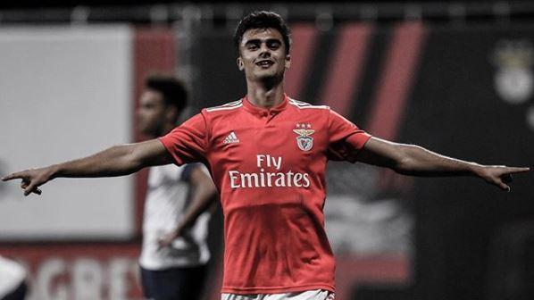 Jota spielt seit der Jugend für Benfica (Foto: Instagram /jotafilipe_7)
