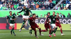 Verdienter Heimerfolg für den VfL Wolfsburg