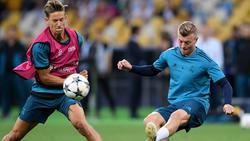 BVB als Ziel? Marcos Llorente (l.) wird Real Madrid angeblich verlassen