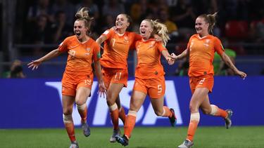 Holanda tiene todas sus ilusiones en la final.