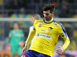 Für St. Pölten erzielte Segovia 71 Tore in 146 Spielen. Heute geht er für Racing Santander auf Torjagd
