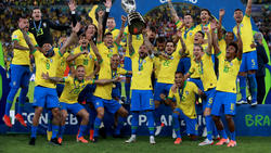 Brasilien gewann die Copa América