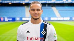 Beim Test gegen Braunschweig kam Ewerton erstmals für den HSV zum Einsatz