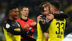 BVB wendet Pokal-Aus gegen Gladbach ab