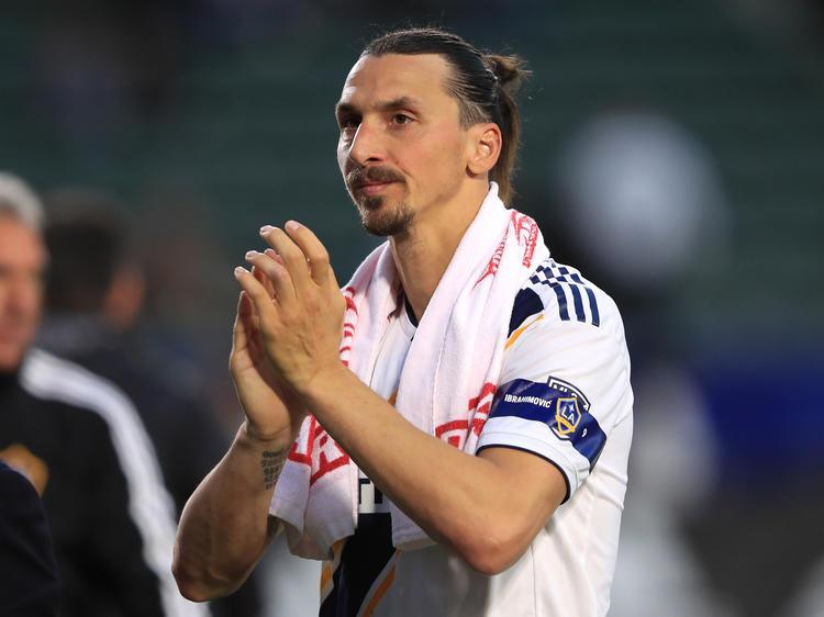 Kehrt Zlatan Ibrahimović zum AC Milan zurück?