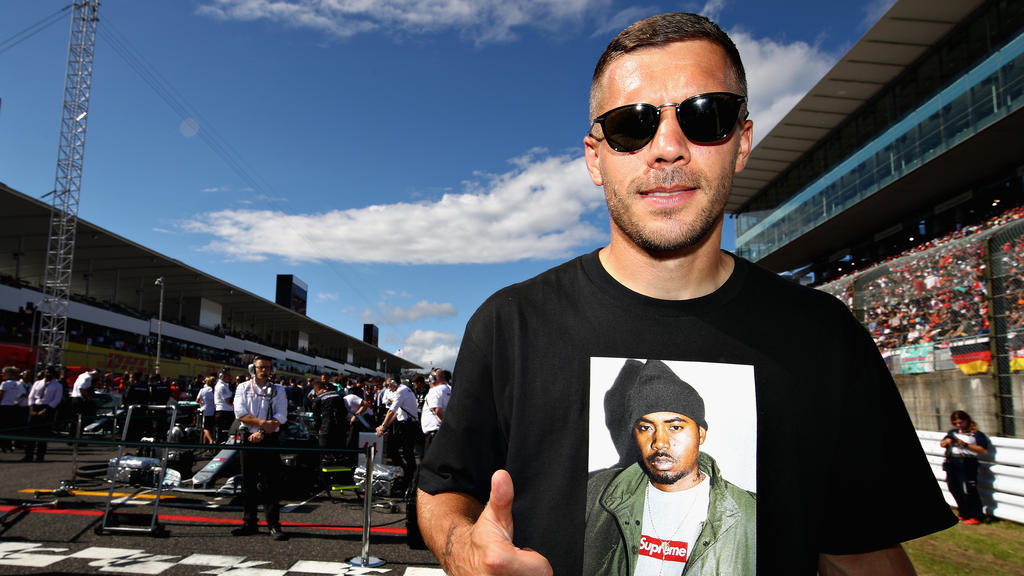 Kehrt Lukas Podolski zum 1. FC Köln zurück?