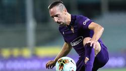 Stattete seinen alten Mannschaftskollegen einen Besuch ab: Ex-Bayern-Star Franck Ribéry