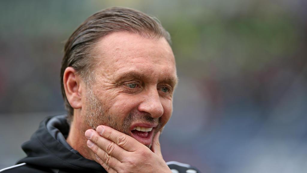 Ist nach vier Monaten schon wieder vereinslos: Ex-BVB-Trainer Thomas Doll