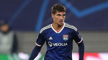 Houssem Aouar wird offenbar vom FC Bayern umworben