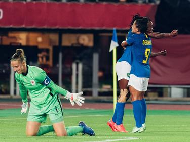 Brasil consiguió un buen resultado ante Holanda.