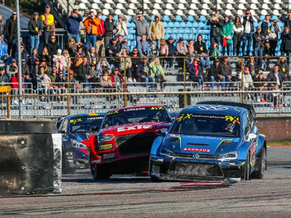 Die Rallycross-WM startet in diesem Jahr zwei Mal in Riga
