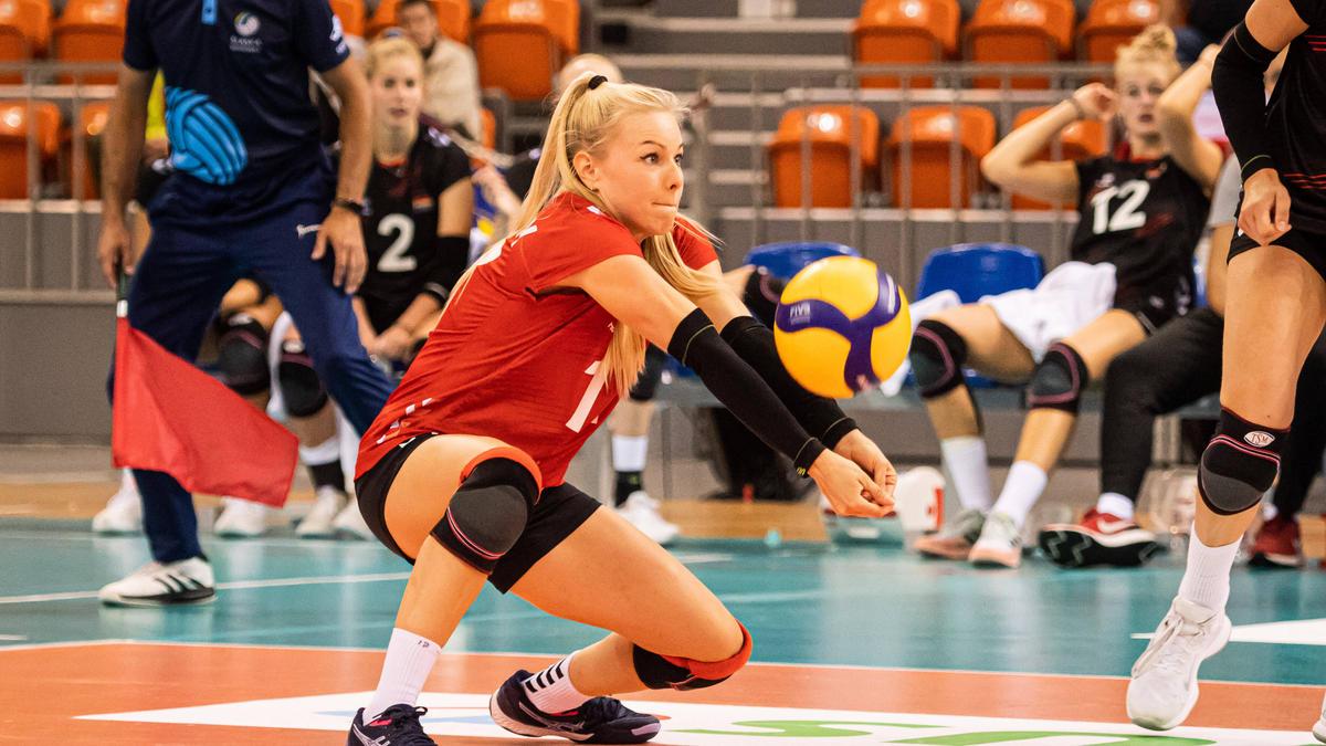 Anna Pogany und Co. unterlagen den Polinnen