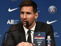 Lionel Messi ist offiziell ein PSG-Spieler